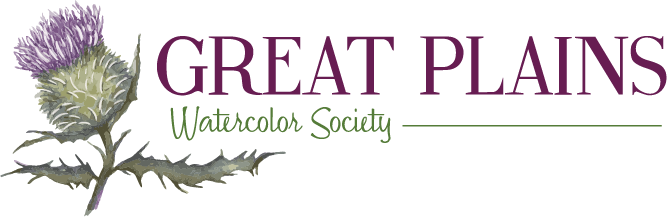 Great Plains Watercolor Society Logo