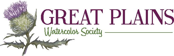 Great Plains Watercolor Society Logo